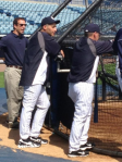 Andy Pettite is at Yankees Camp!