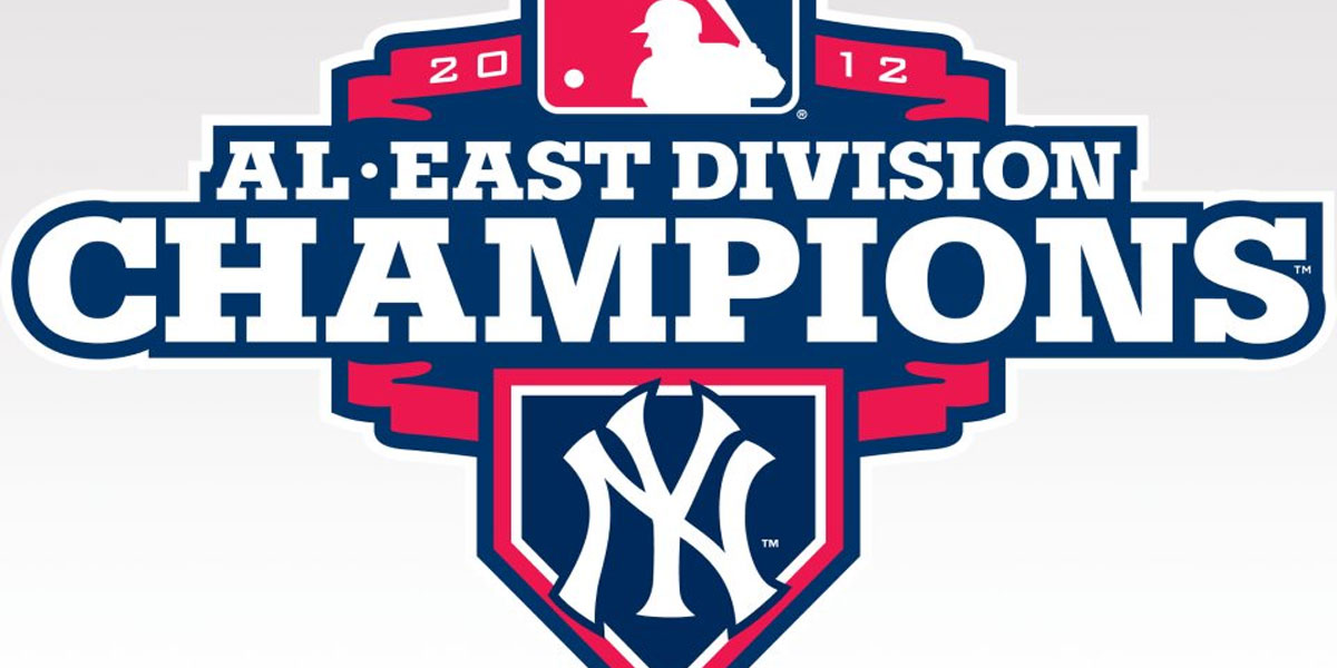 New York Yankees clinch American League East & Home Field