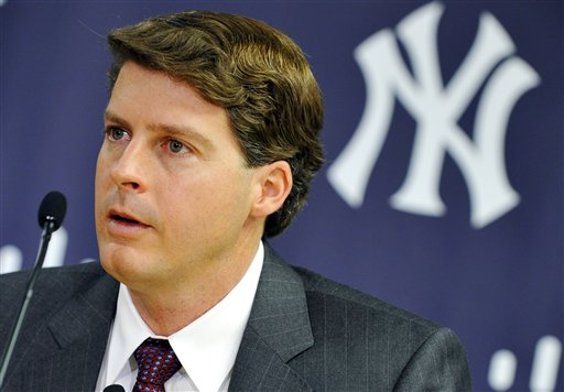 With the Yankees not spending money this offseason, could Hal Steinbrenner be implying that the Yankees are trying to rebuild?