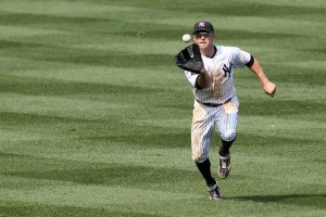 """Brett Gardner could be one of the Yankees biggest """"upgrades"""" going into the 2013 season"""