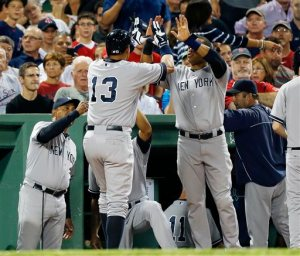 The Yankees have been gaining momentum over the past week or so.